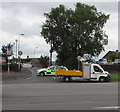 ST3090 : Blocked-off Hollybush Avenue, Malpas, Newport by Jaggery