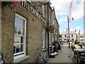 TL2797 : George Hotel, Whittlesey by Stephen Craven