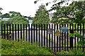 NT8556 : No access to the old bridge, Chirnsidebridge by Jim Barton