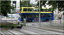 J0407 : A local service bus run by Halpenny Travel in Dundalk by Eric Jones