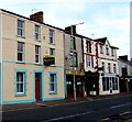 SS8277 : Turquoise-edged house for sale in New Road, Porthcawl by Jaggery