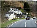 SN8681 : Eastbound A44, Penlon by David Dixon
