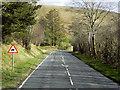 SN9177 : A470 near to Dolfach by David Dixon