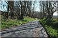 SX1161 : Lane near Bosmaugon by Derek Harper