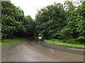 TL9383 : Brettenham Road, Shadwell by Adrian Cable