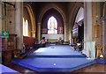 TL3809 : St Cuthbert, Hoddesdon - Chancel by John Salmon