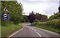 TF9420 : B1146 north of East Bilney by J.Hannan-Briggs