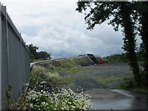 S1877 : Bridge carrying the R433 over the Dublin to Cork railway by Jonathan Thacker