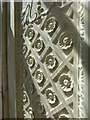 SO8844 : Plasterwork in a window jamb by Philip Halling