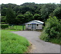 ST3090 : 25th Scout Group hall,  Malpas, Newport by Jaggery