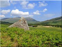 NM6231 : Clach Sguabain by Mick Garratt