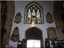 TL1998 : Inside St John the Baptist, Peterborough (iv) by Basher Eyre