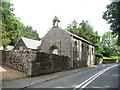 NT9342 : Former Church of St James and school buildings, Duddo by JThomas