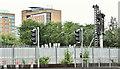 J3474 : Nos 33-35 Bridge End, Belfast (July 2016) by Albert Bridge