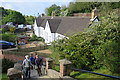 NZ7119 : Cottages in Skinningrove by Anne Burgess