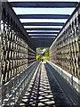 NJ1636 : Detail of old railway bridge, Ballindalloch by Alan O'Dowd