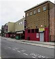 SS9079 : Warriors Gym, Derwen Road, Bridgend by Jaggery