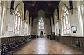 TG1222 : Interior, St Michael and All Angels' church, Booton by J.Hannan-Briggs