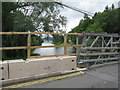 NY4724 : Bailey Bridge at Pooley Bridge by M J Richardson