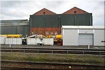 SU1585 : Sidings, Swindon by N Chadwick