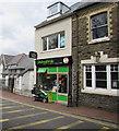 SS7597 : Shillingfords, St David's Street, Neath by Jaggery