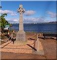 NO4026 : HMS Mars war memorial by Stanley Howe