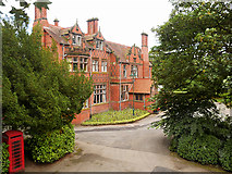 SJ4170 : Oakfield House by David Dixon
