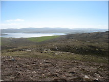 HU3264 : South-east slopes of South Ward, Muckle Roe by David Purchase