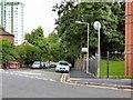SJ8990 : Nicholson Street by Gerald England