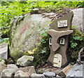 J0319 : Fairy door, Slieve Gullion by Rossographer