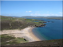 HU3162 : Muckle Ayre bay, Muckle Roe by David Purchase