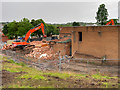 SD7807 : Radcliffe Civic Suite Demolition - July 2016  (1) by David Dixon
