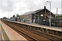 SD6210 : Blackrod Railway Station by David Dixon