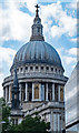 TQ3281 : Dome, St Paul's Cathedral by Julian Osley