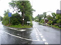 SN1812 : Tavernspite - new road sign - LIME ROAD by welshbabe