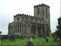 SK4023 : St Mary and St Hardulph,  Breedon on the Hill, Leicestershire by Alf Beard