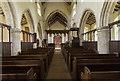 TF8342 : Interior, St Margaret's church, Burnham Norton by J.Hannan-Briggs