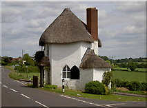 ST5963 : The Round House by Neil Owen
