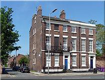 SJ3589 : 38-40 Catharine Street, Liverpool by Stephen Richards