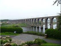 NT9953 : Berwick's bridges [6] by Michael Dibb