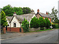 NY4954 : Converted church, Heads Nook by Rose and Trev Clough