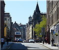 NT2673 : Canongate in Edinburgh by Mat Fascione