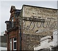 """TQ2883 : """"Boots the Chemists"""" ghost sign, Camden Town by Julian Osley"""
