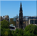NT2573 : The Scott Monument in Edinburgh by Mat Fascione