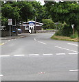 SS0698 : Junction of Station Road and the A4139, Manorbier by Jaggery