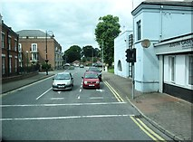 J0407 : The Laurels, Dundalk, at its junction with Church Street by Eric Jones