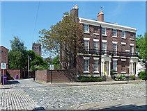 SJ3589 : 156-158 Bedford Street South, Liverpool by Stephen Richards