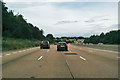 TL3000 : M25 heading west by Robin Webster