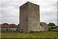 N7524 : Castles of Leinster: Ballyteige, Co. Kildare (1) by Mike Searle