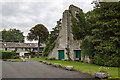 S6498 : Castles of Leinster: Castle Reban, Co. Kildare (1) by Mike Searle
